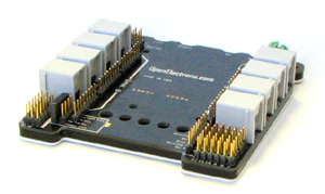 NXShield-M (for Arduino Mega or ADK)